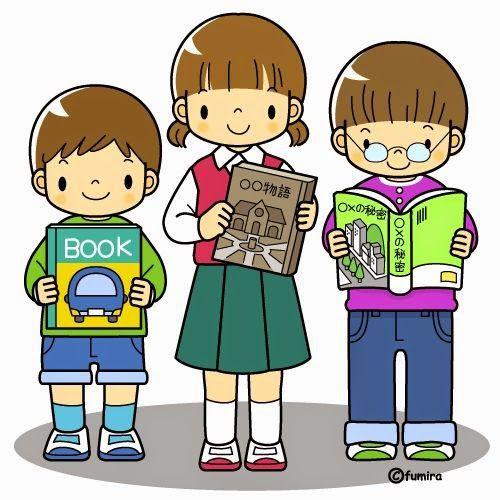 Dibujos para colorear Maestra de Infantil y Primaria El colegio