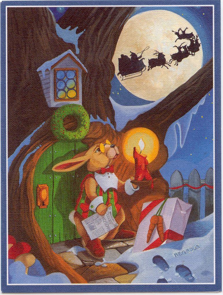 irish christmas cards - Google Search | rabbits | Pinterest ...
