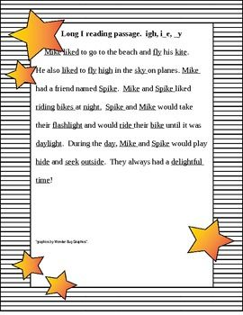 13+ First grade spelling words like time kite ride white hide worksheets Images