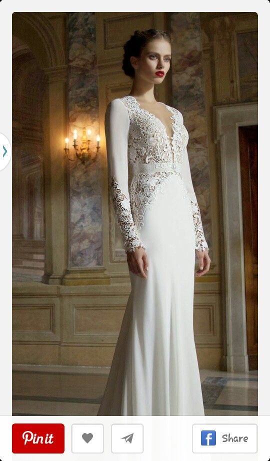 Minus the clevage.. the dress is really work prada lace on ...