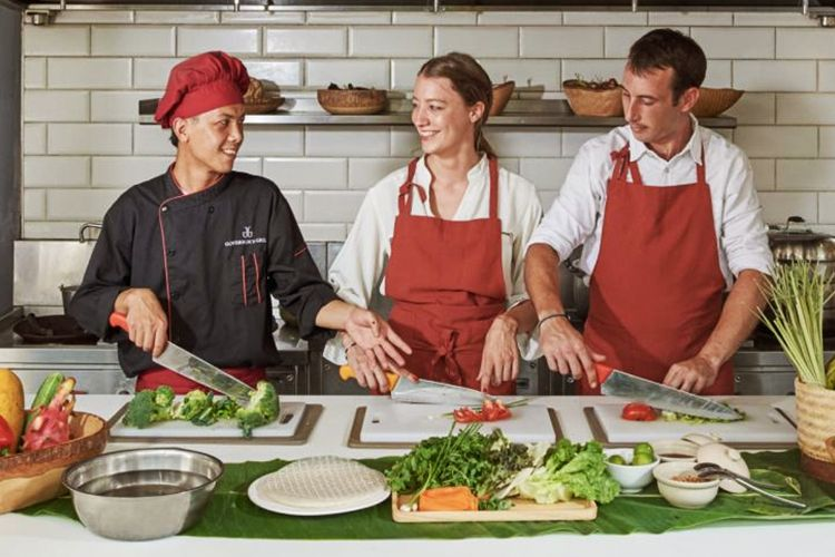 Couples Cooking Classes for your Honeymoon in Bali