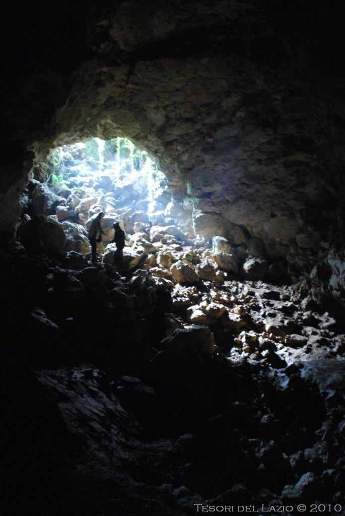 Italy Ischia di Castro Viterbo Grotta nuova Photo