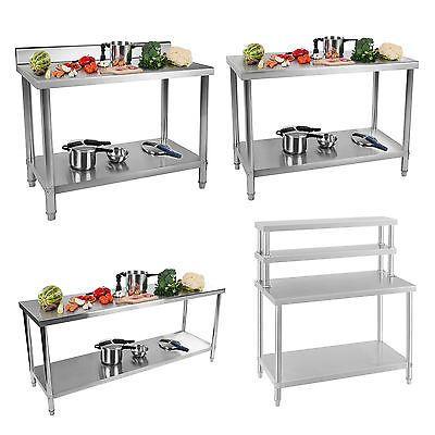 Edelstahl Gastro Arbeitstisch Tisch Edelstahltisch Aufkantung Stahltisch Aufsatz Farmhouse Kitchen Design Kitchen Design Diy Kitchen