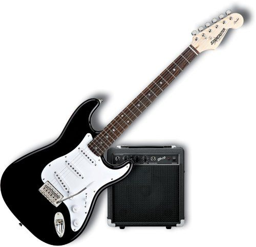 Starcaster Strat Starter Kit Whats In The Box