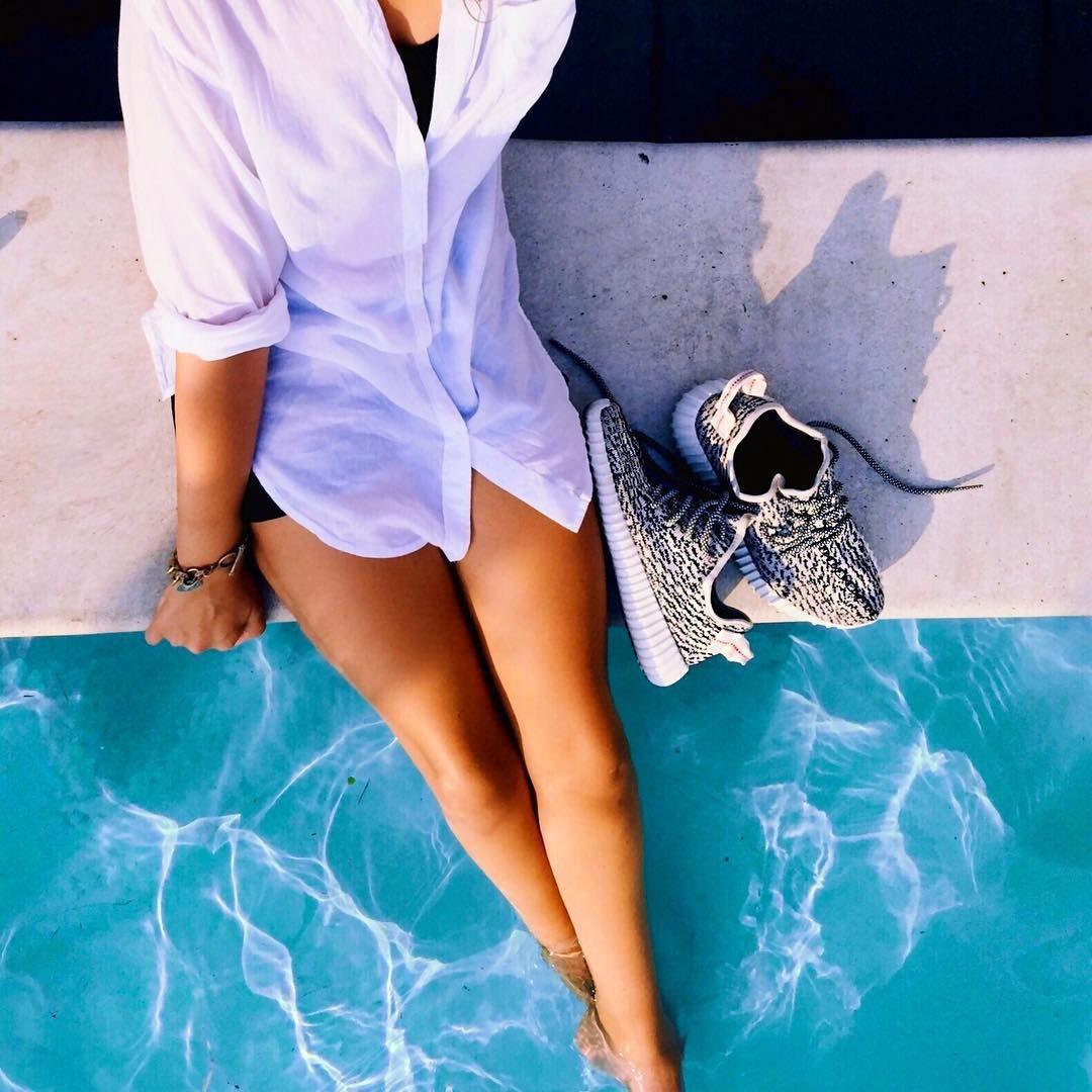 L'instagirl de la semaine c'est la berlinoise Rebecca Kreuzberg et son impressionnante collection de sneakers !