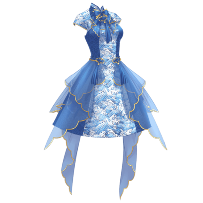 Dress Reference Sketch Pinterest Anime, Anime