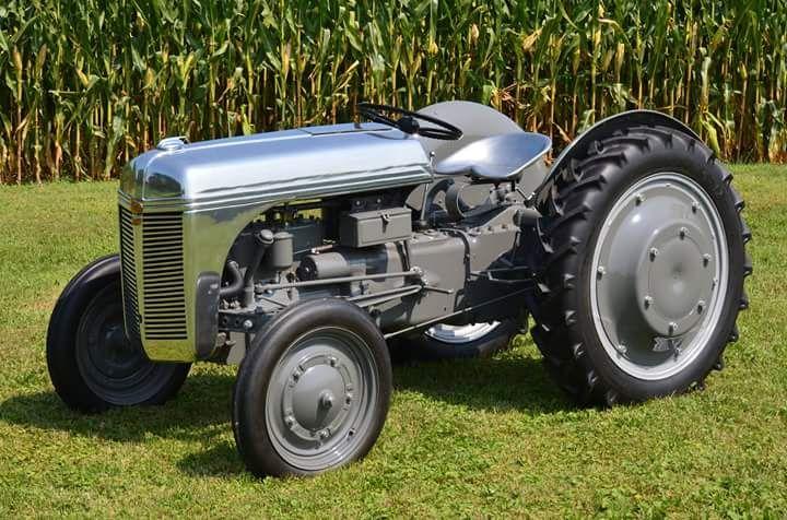 "rollerman1: ""1939 Ford Model 9N "" | Ford Tractors, etc"