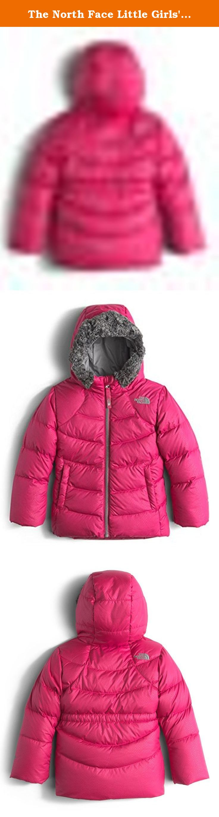 The North Face Little Girls Toddler Polar Down Parka Cerise Pink 3t On The Coldest Days Of Winter Bundle Her In The Warmt Girls Jacket Down Parka Jackets [ 2738 x 736 Pixel ]