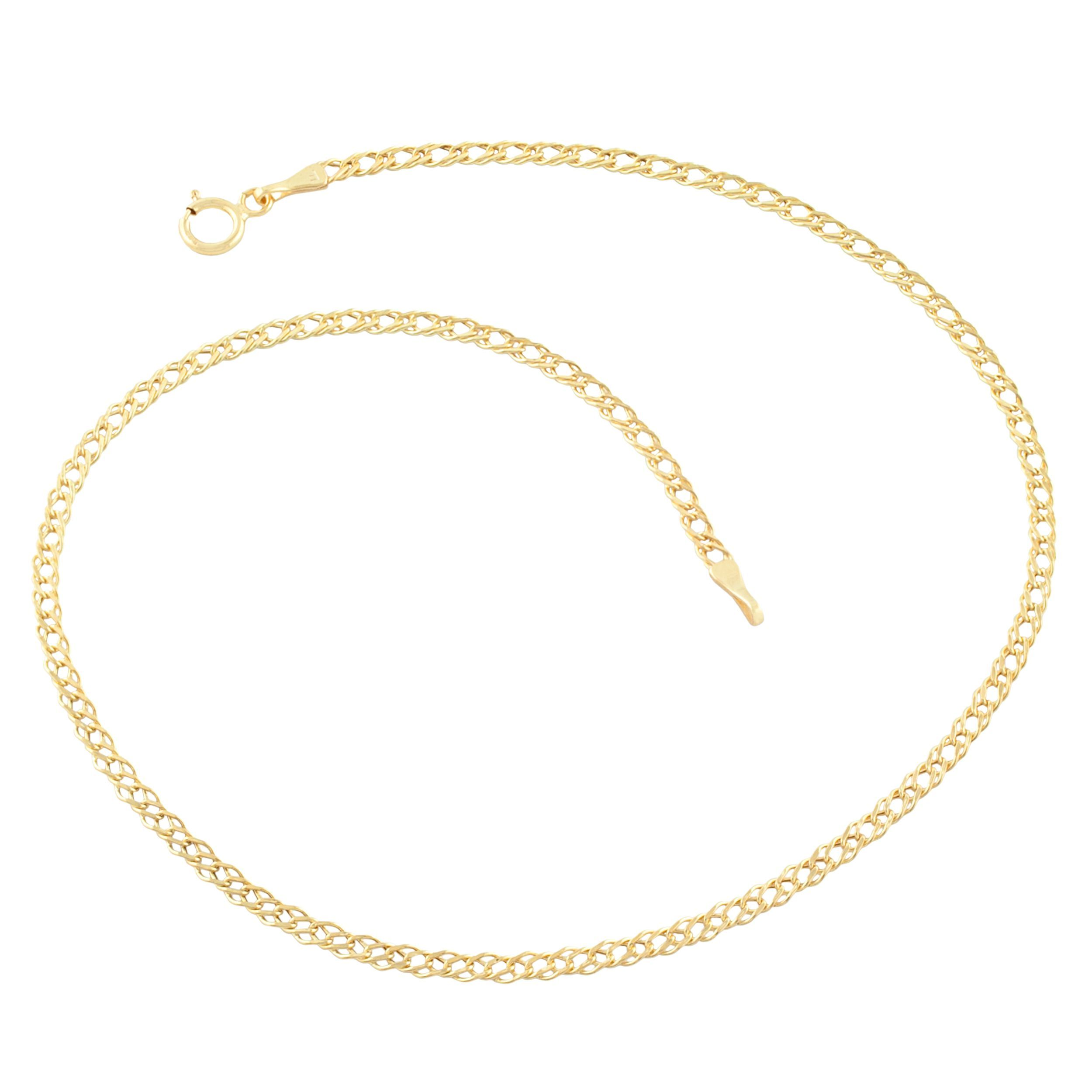 anita shaped ko anklet heart diamond products gold