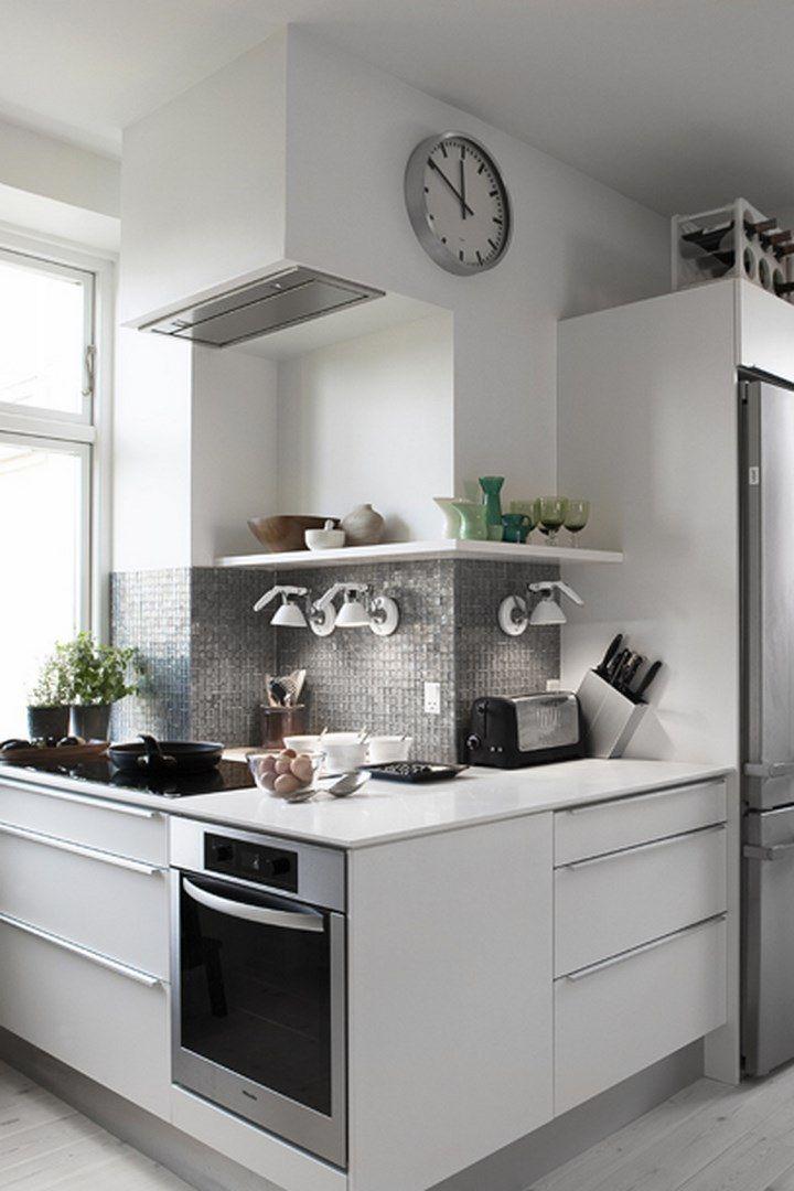 Petite cuisine qui fait le tour cuisines en 2018 pinterest petite cuisine decoration - Petite cuisine moderne ...