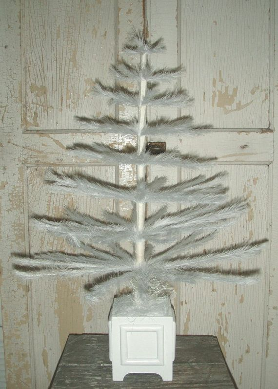 Holiday Tree - White Feather Tree by Martha Stewart Feather Tree, Holiday  Tree, Christmas - Holiday Tree - White Feather Tree By Martha Stewart Holiday Tree