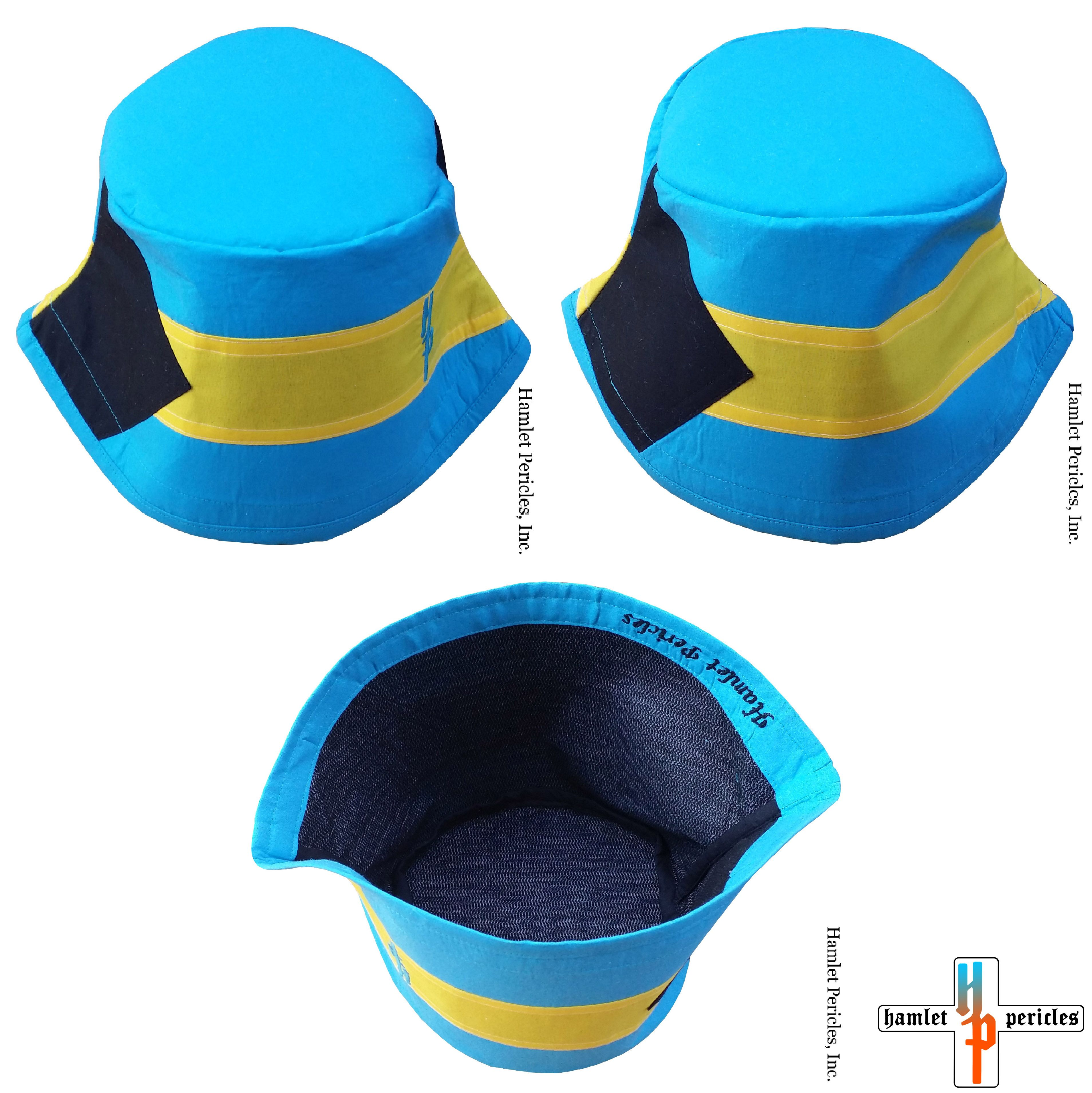 78ee4e38d6d Colombia Flag Bucket Hat