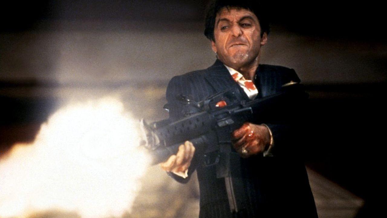 Scarface Al pacino, Movie wallpapers, Movies