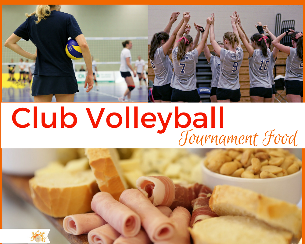Club Volleyball Tournament Food In 2020 Tournament Food Volleyball Tournaments Volleyball