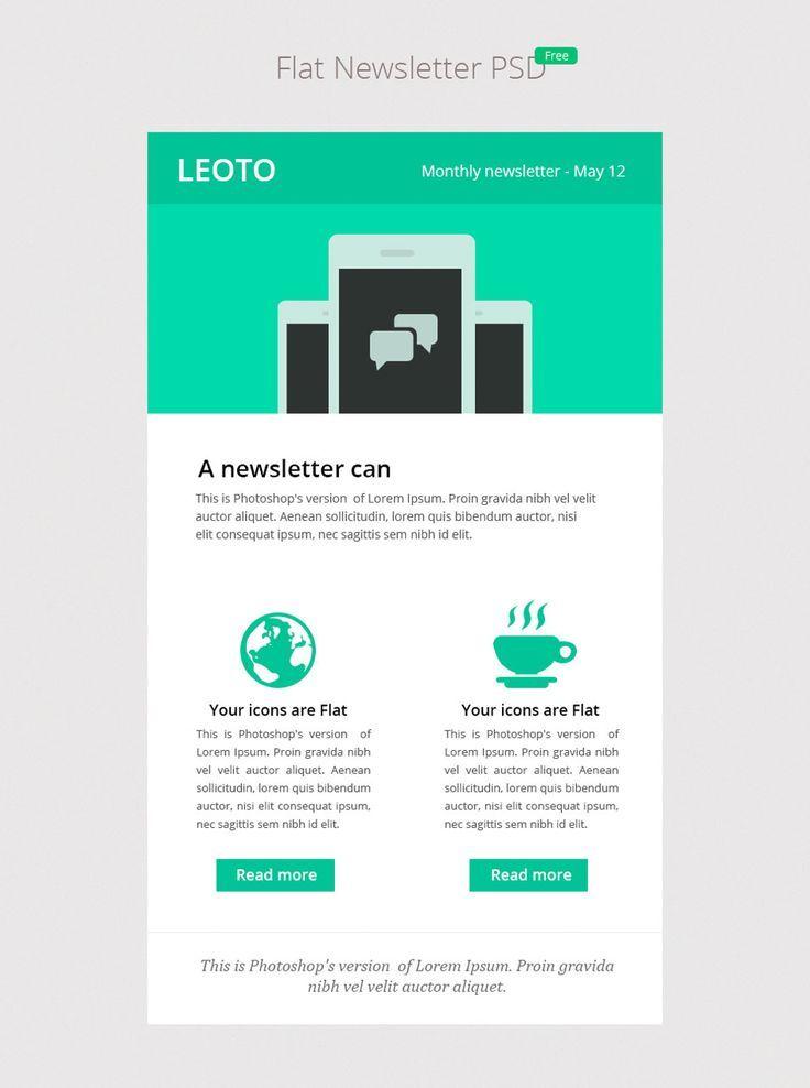 Ninjawards - Email Design Trends 2014 | Pinterest