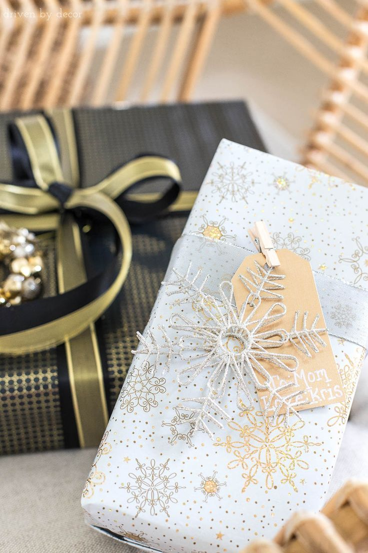 10 Easy Christmas Gift Wrapping Ideas to Take Your Presents to the ...