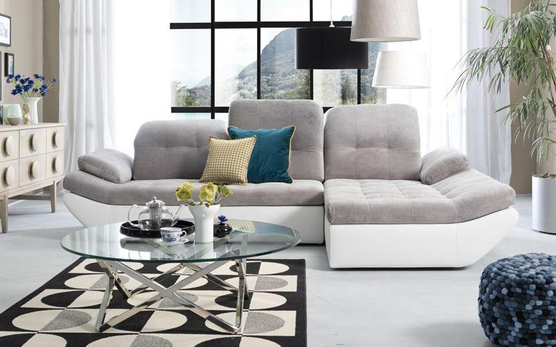 Funktionelle Polstermobel Bequeme Sofas Sessel In Stoff Und Leder Sofa Ottomane Mobel Bequeme Sofas