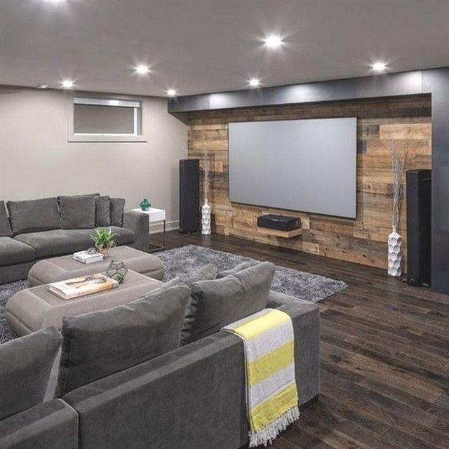 Basement Ideas Basement Home Theater Basement Basement: 43+ The Hidden Treasure Of Home Theater Rooms Basements