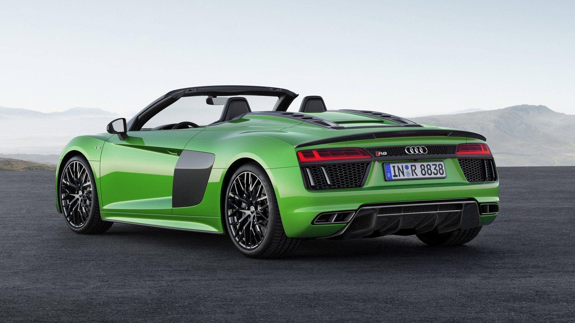 2021 Audi R8 V10 Spyder Review in 2020 | Audi r8 spyder ...