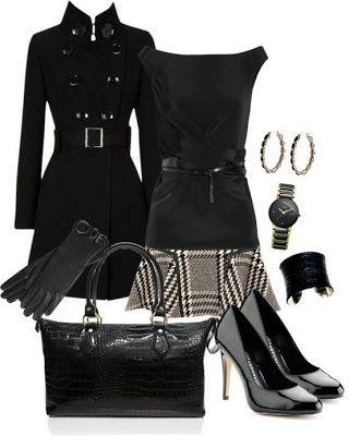 LOLO Moda: Elegant classic skirts 2013