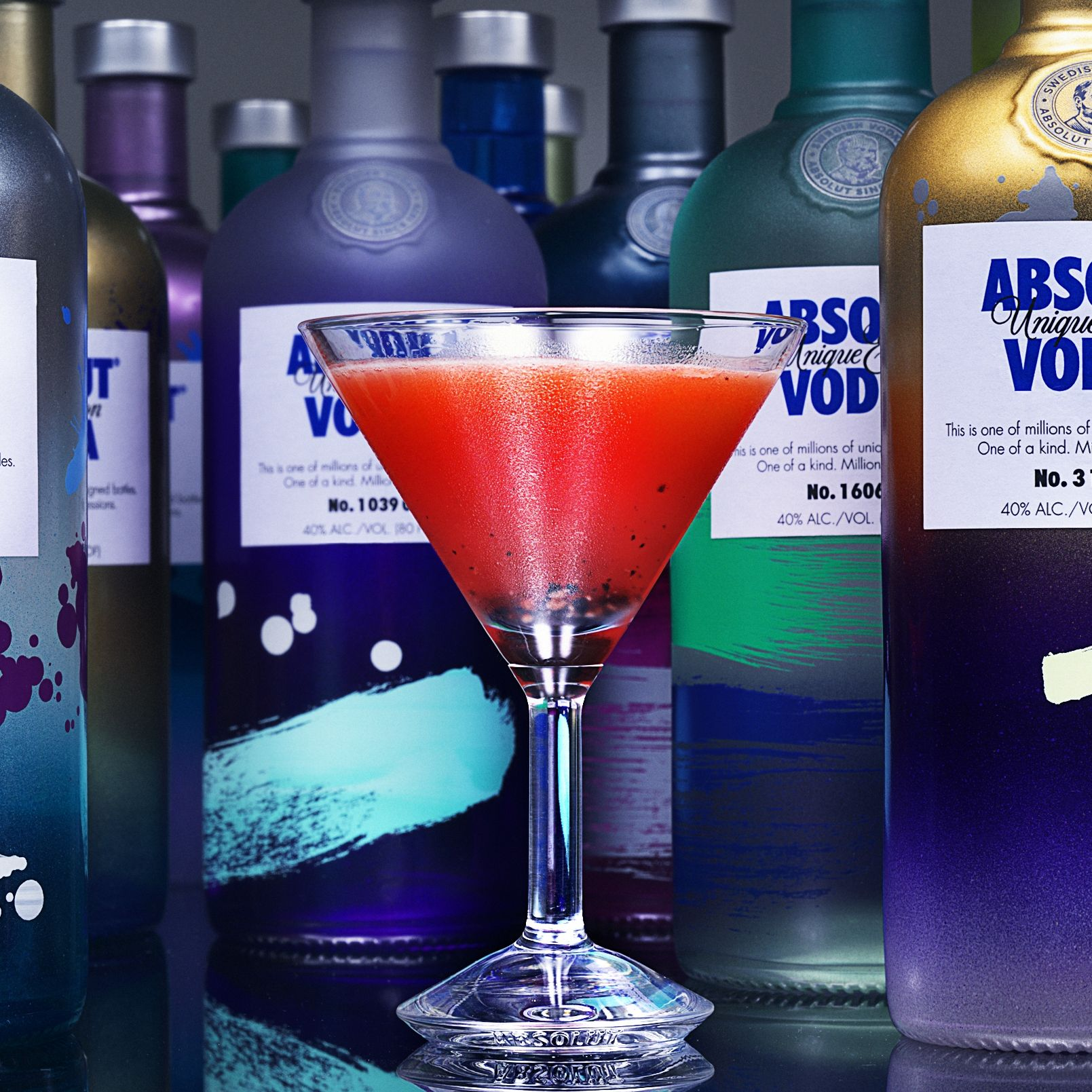 The Best Nights Combine The Ordinary With The Unexpected Shouldn T Your Cocktail Do The Same Absolut Heaven Vodka Stuffed Peppers Absolut Vodka