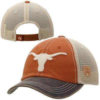 e9752b250 Youth Top of the World Texas Orange Texas Longhorns Offroad Trucker ...