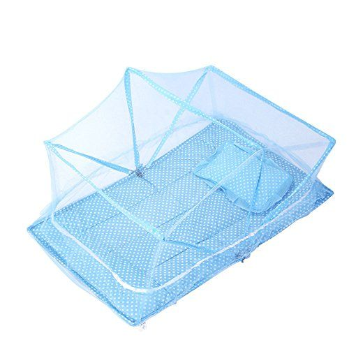 CUTI Breathable Baby Summer Beach Tent Instant Crib Mosquito Canopy Foldable Netting Cover  sc 1 st  Pinterest & CUTI Breathable Baby Summer Beach Tent Instant Crib Mosquito ...