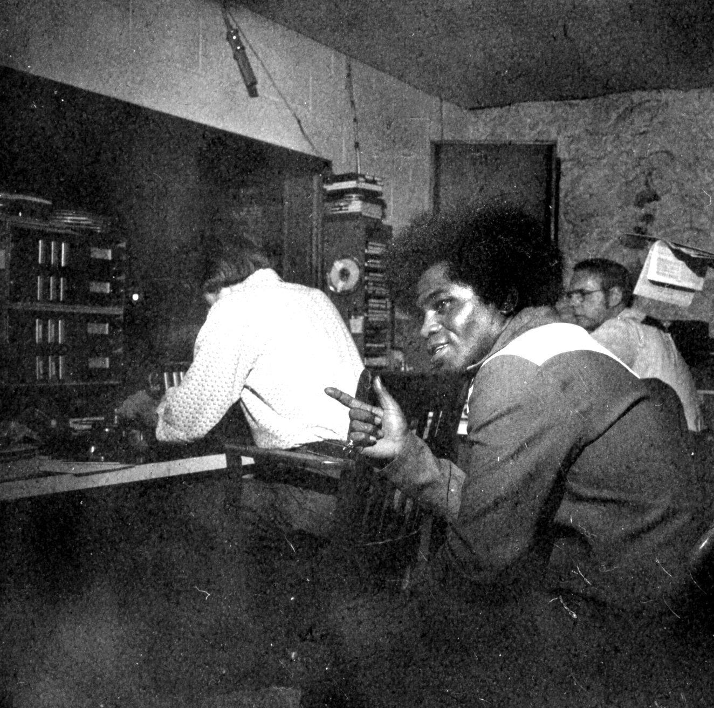 James Brown At Cavern Sound 1972 James Brown History Prison