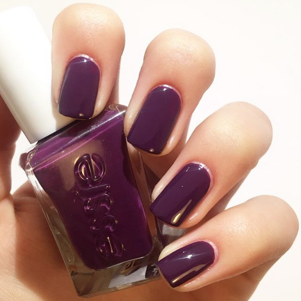 Take the plunge and \'go overboard\' with your mani. - essie | Nail ...