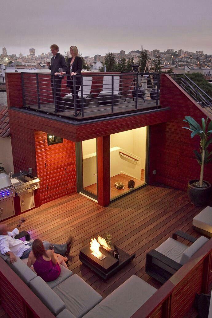 Outdoor Rooftop Design Terrace Design Rooftop Patio