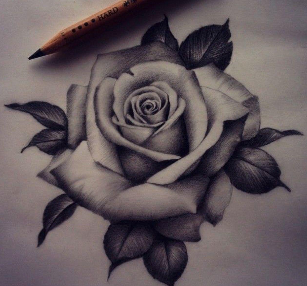 pin by randi aliquo on leg tattoo rose tattoos tattoos realistic rose tattoo. Black Bedroom Furniture Sets. Home Design Ideas
