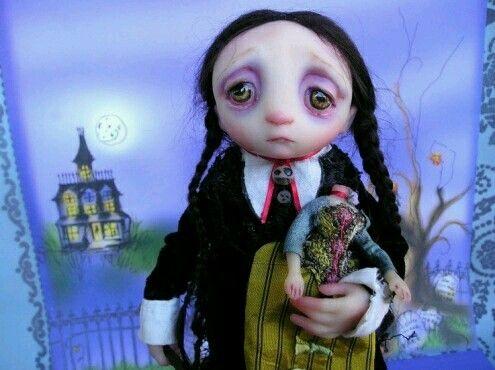 Wednesday Addams(Gail Lackey)