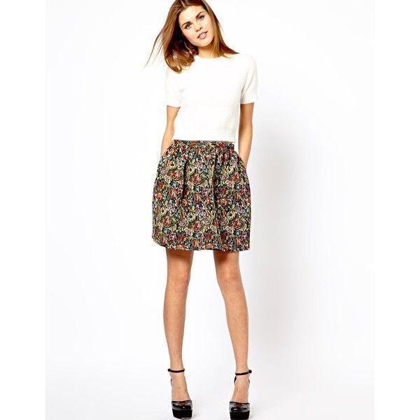 A|wear Tapestry Skater Skirt