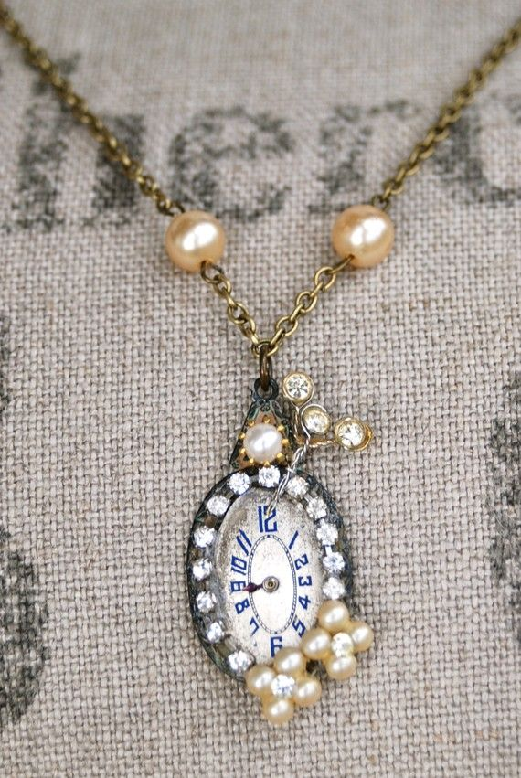 850190430532 Timeless moments assemblage necklace | Collares, Joyerías y Joya