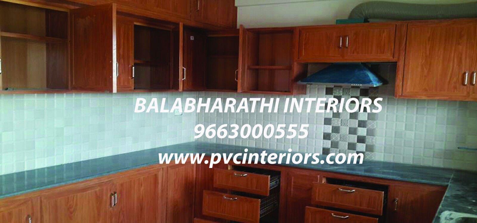 Pin by sugu kutty on pvc kitchen cabinets chennai - balabharathi ...