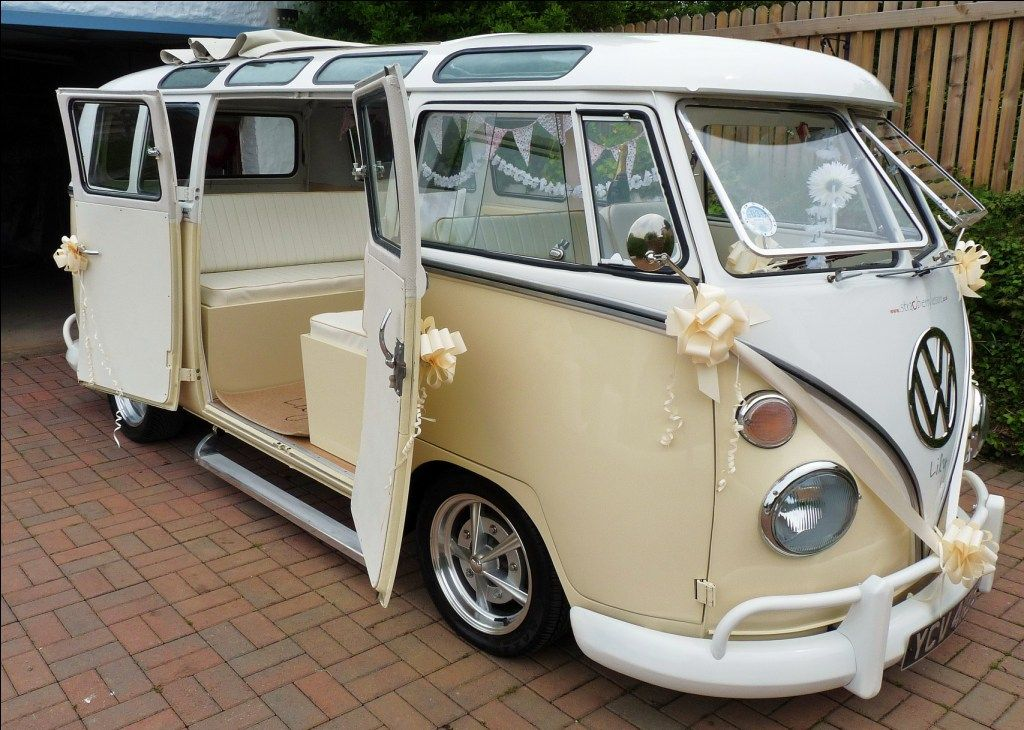 New 21 Window Volkswagen Splitscreen Samba Campervan Lily
