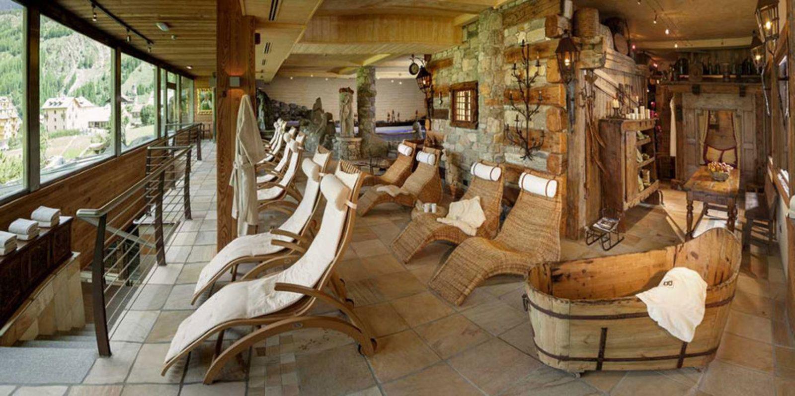 7 terme in Valle d'Aosta da non perdere Parchi nazionali