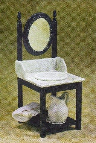 How to old fashioned bathroom jug and bowl stand - Old fashioned bathroom furniture ...