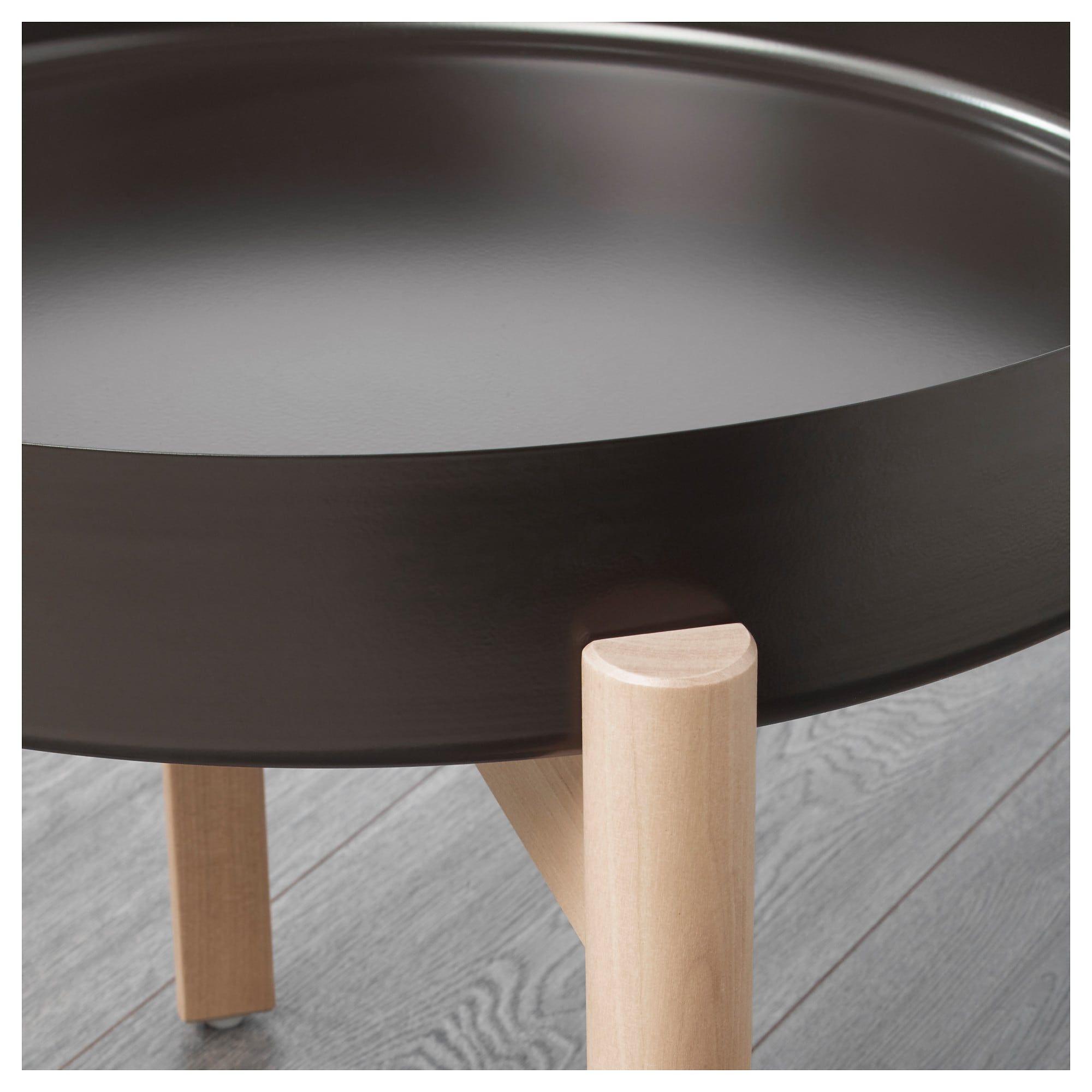 Ikea Ypperlig Dark Gray Birch Coffee Table Ikea Coffee Table Ikea Ypperlig Ikea