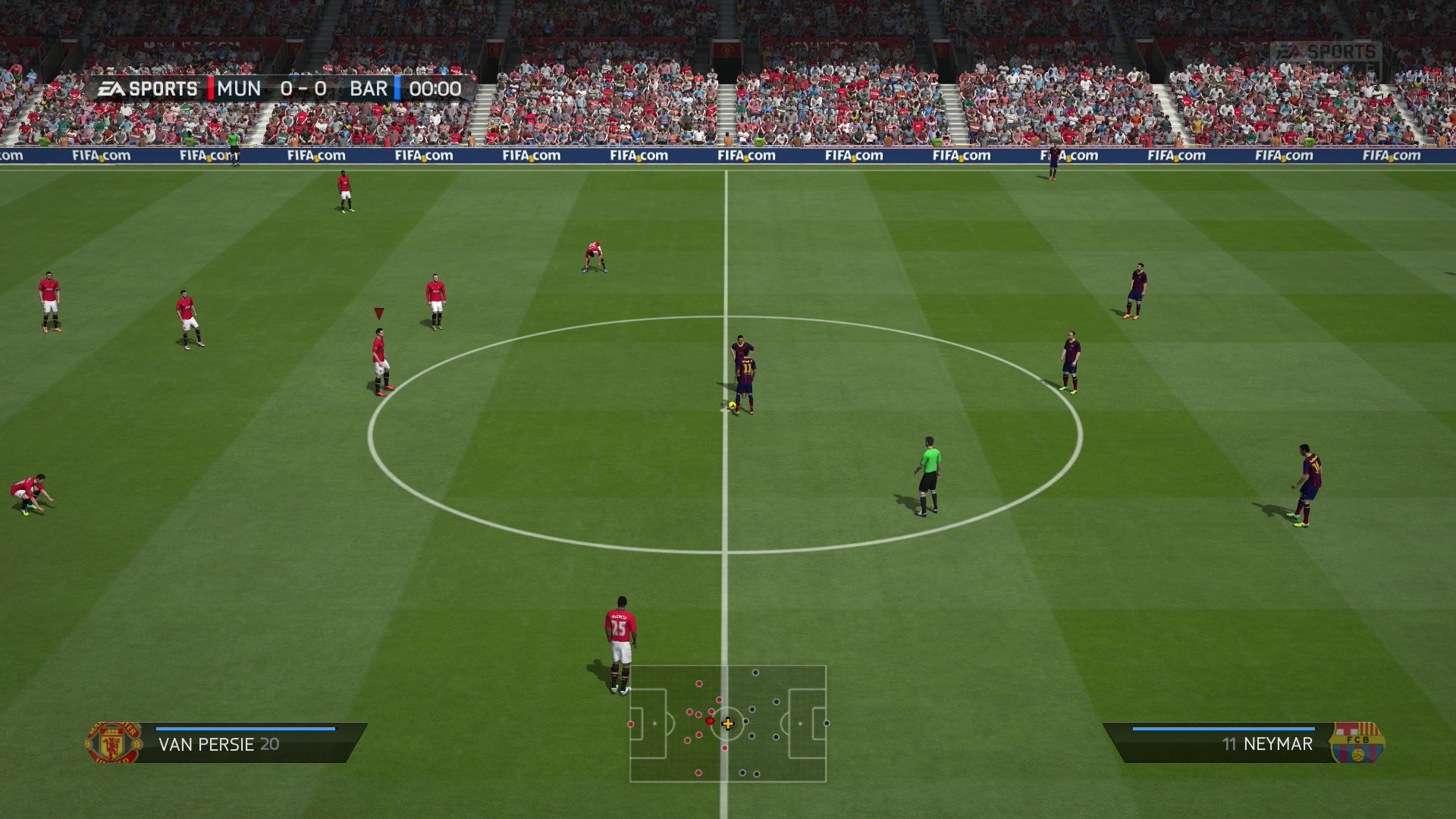 Fifa 14 Screenshot Fifa 17 Ea Sports Fifa Fifa