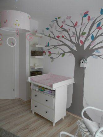 baum kinderzimmer 'warten auf madame klitzeklein <3, Schlafzimmer design