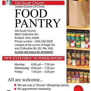 Food Pantry Ministry Mission Statement Httponehundreddaysus