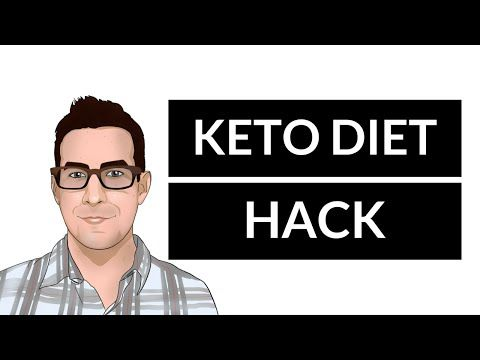 7bcd6ff1e5 Keto Diet HACK - Ketogenic Diet Trick To GET in Ketosis FASTER and STAY in  Ketosis! - YouTube