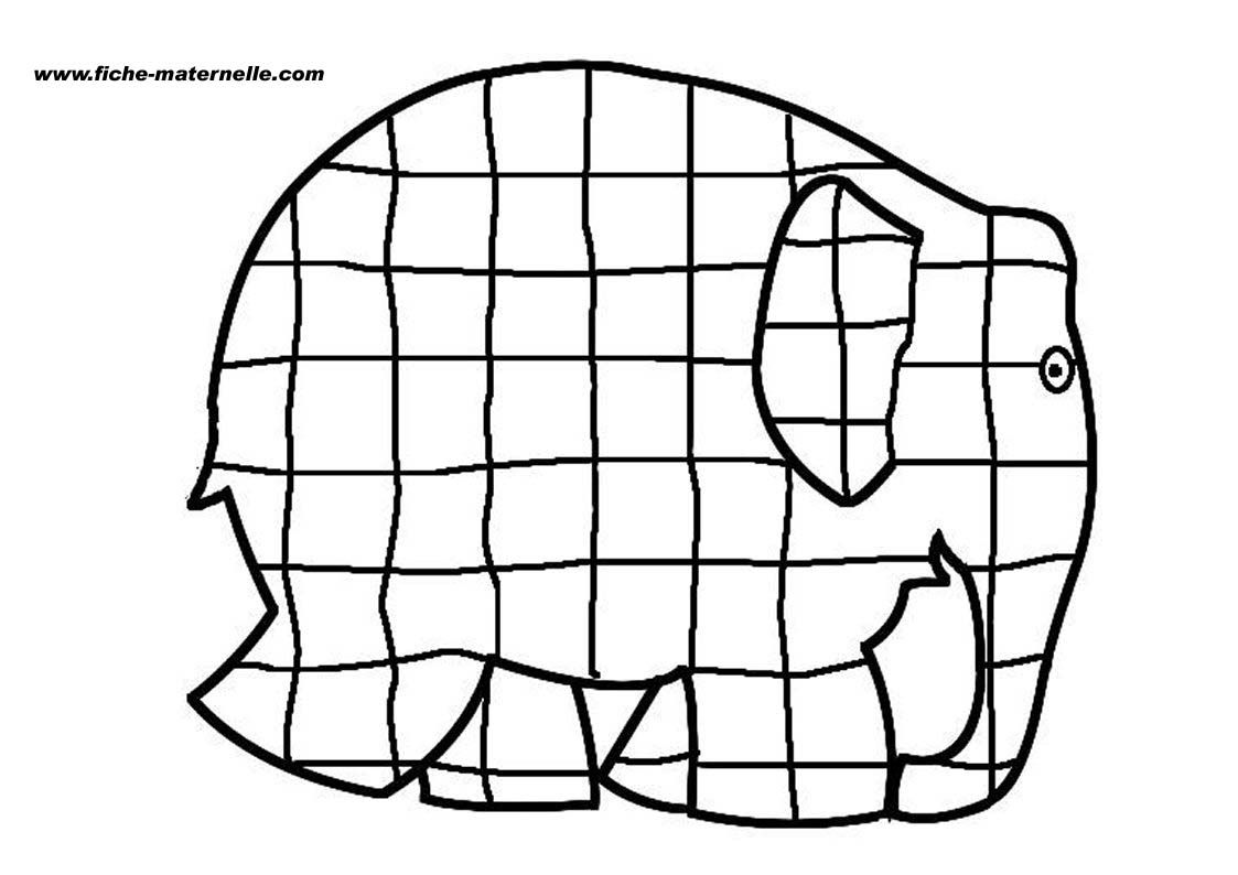 Coloriage imprimer mandala - Dessin elephant ...