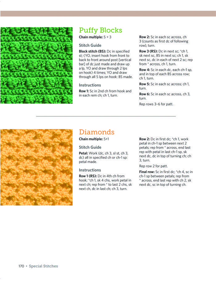 The Big Book of Crochet Stitches | Book | Pinterest | Puntadas