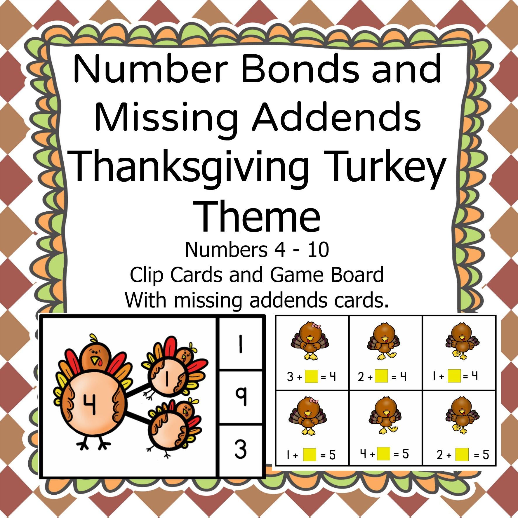 worksheet Missing Addends two games to help children master number bonds and missing addends these are great math
