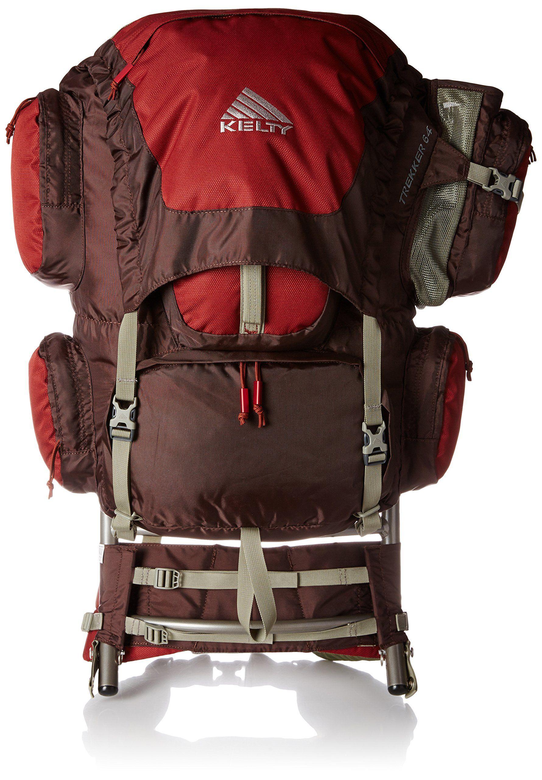 AmazonSmile : Kelty Trekker (65L) External Frame Pack : External ...