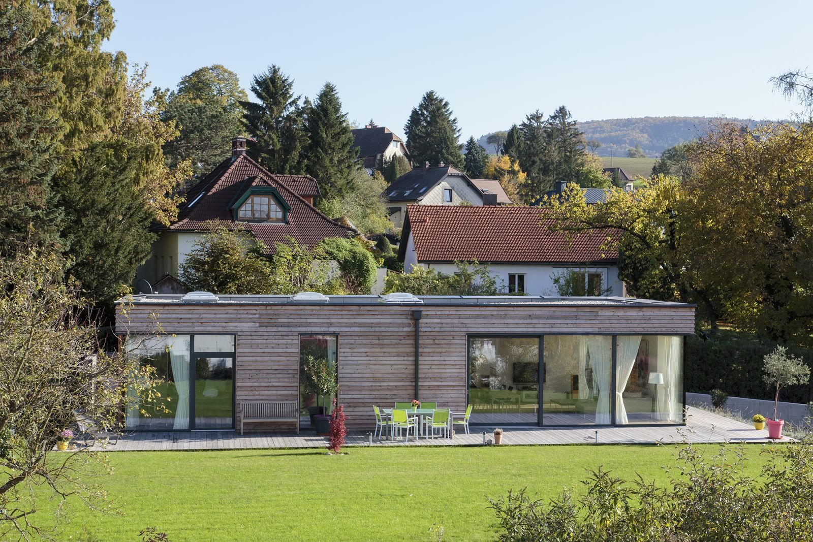 Passivhaus In Neulengbach - Picture gallery
