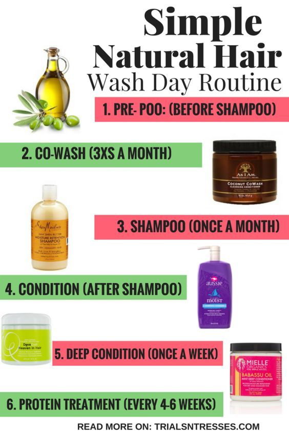Simple Natural Hair Wash Day Routine Natural Hair Washing Hair