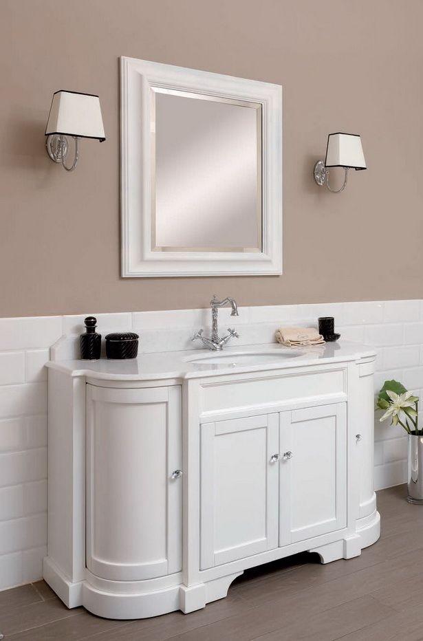 Rustikale Weiße Badmöbel Rustikale Weiße Badmöbel Badezimmer